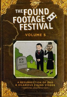 Affiche du film Found Footage Festival Volume 5: Live in Milwaukee