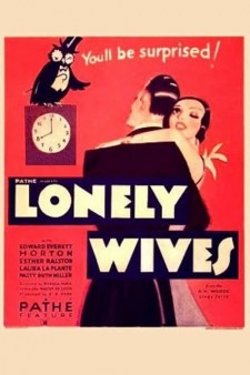 Affiche du film Lonely Wives
