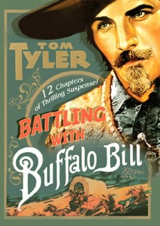Affiche du film Battling with Buffalo Bill
