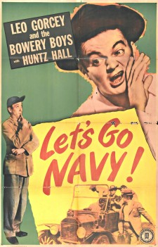 Affiche du film Let's Go Navy!