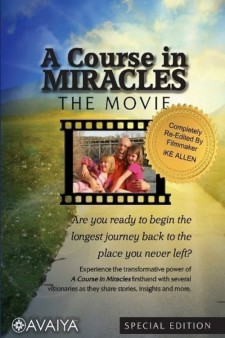 Affiche du film A Course in Miracles: The Movie