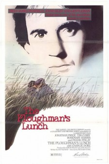 Affiche du film The Ploughman's Lunch