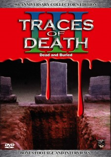 Affiche du film Traces of Death III