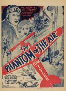 Affiche du film The Phantom of the Air