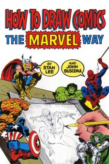 Affiche du film How to Draw Comics the Marvel Way