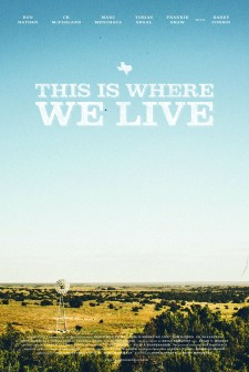 affiche du film This Is Where We Live