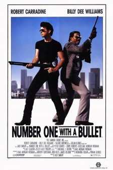 Affiche du film Number One with a Bullet