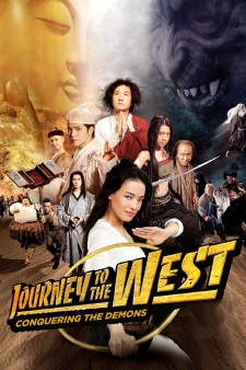 Affiche du film Journey to the West - conquering the demons