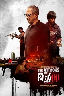 affiche du film The Attacks Of 26-11
