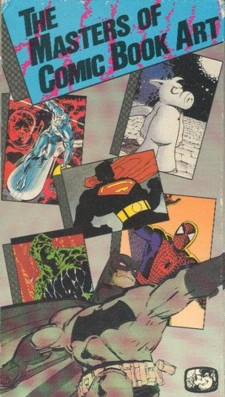 The Masters of Comic Book Art
