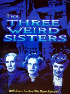 Affiche du film The Three Weird Sisters