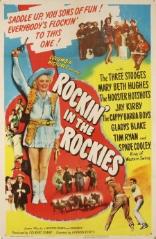Affiche du film Rockin' In The Rockies