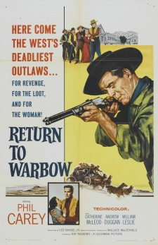 Affiche du film Return To Warbow