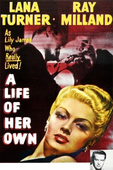 Affiche du film A Life of Her Own