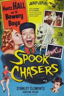 Affiche du film Spook Chasers