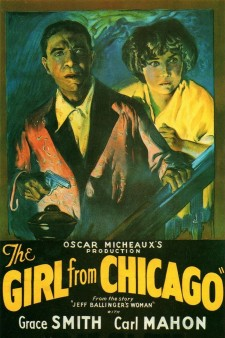 Affiche du film The Girl from Chicago