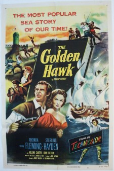 Affiche du film The Golden Hawk