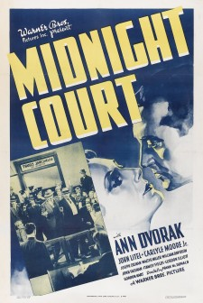 Affiche du film Midnight Court