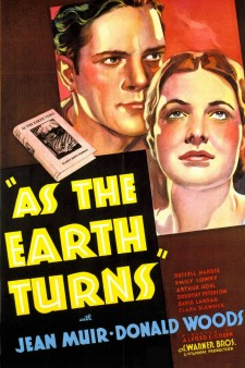 Affiche du film As the Earth Turns