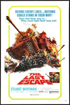 Affiche du film The Last Escape