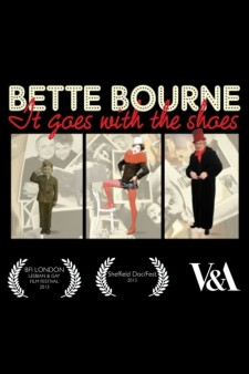 Affiche du film Bette Bourne: It Goes with the Shoes