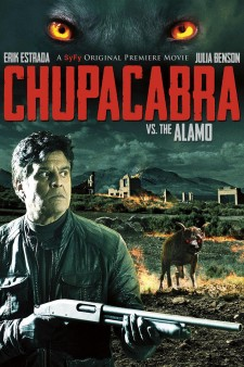 Affiche du film Chupacabra vs. the Alamo