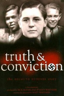 Affiche du film Truth & Conviction: The Helmuth Hübener story