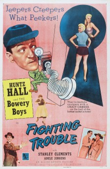 Affiche du film Fighting Trouble