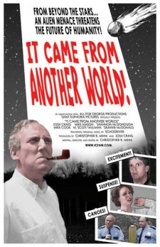 Affiche du film It Came From Another World!