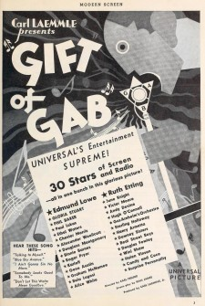 Affiche du film Gift of Gab