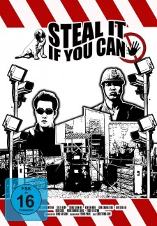 Affiche du film Can't live without robbery