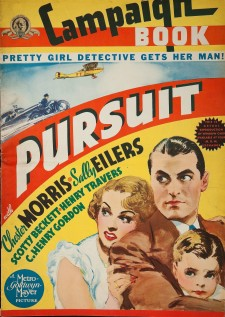 Affiche du film Pursuit