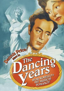 Affiche du film The Dancing Years