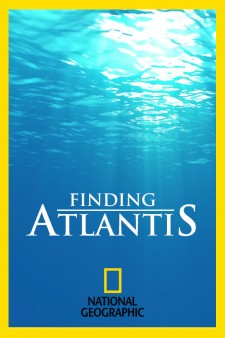 Affiche du film Finding Atlantis
