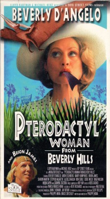 Affiche du film Pterodactyl Woman from Beverly Hills