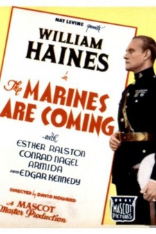 Affiche du film The Marines Are Coming