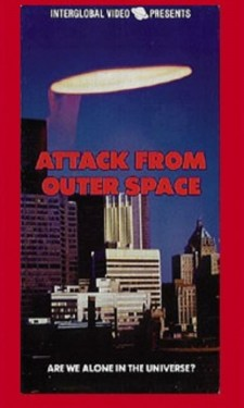Affiche du film Attack from Outer Space