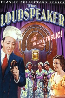 Affiche du film The Loudspeaker