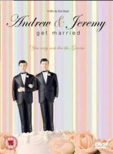 Affiche du film Andrew and Jeremy Get Married