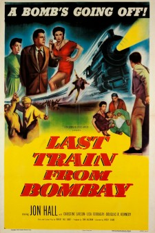 Affiche du film Last Train from Bombay