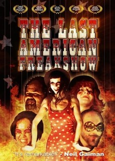 Affiche du film The Last American Freak Show