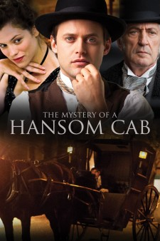 Affiche du film The Mystery of a Hansom Cab