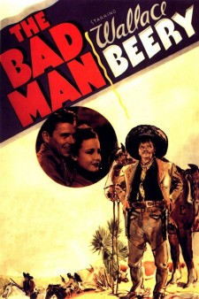 Affiche du film The Bad Man