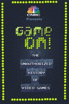 Affiche du film Game On! The Unauthorized History of Video   Games