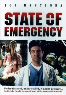 Affiche du film State of Emergency