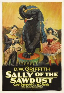 Affiche du film Sally of the Sawdust