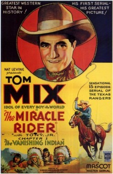Affiche du film The Miracle Rider