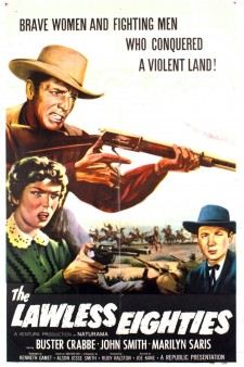 Affiche du film The Lawless Eighties