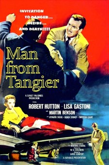 Affiche du film Man from Tangier