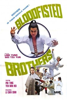 Affiche du film Bloodfisted Brothers